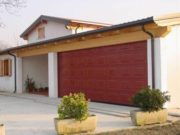 Porta Per Garage Sezionale IRIS