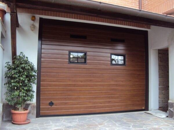 Porta Per Garage Sezionale CUPIS