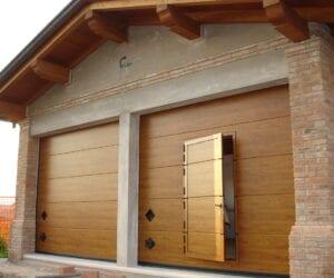 Porte per Garage | Portoni a Libro | Omega Professional Roma