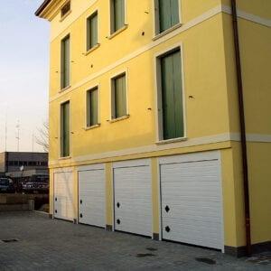 Porta Per Garage Sezionale SIRIO