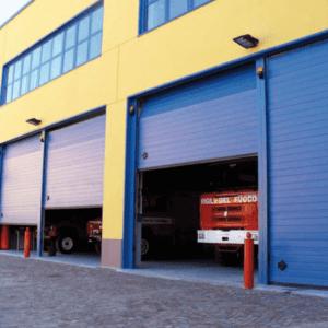 Portone Industriale Sezionale DOCK