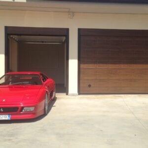 Porta Per Garage Sezionale VENUS